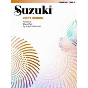 1301 Suzuki Flute School, Vol 1: Flute Part