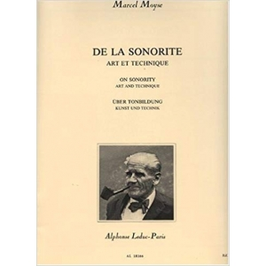 DE LA SONORITE ART ET...