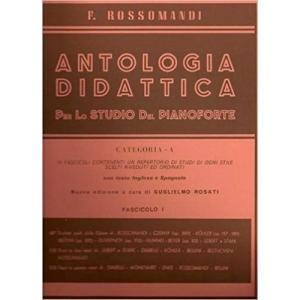 ROSSOMANDI - Antologia Didattica Cat. A - Vol. 1