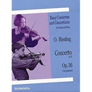 Concerto in D, Op. 36: Easy...