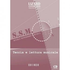 Lizard SSM - teoria e lettura Musicale