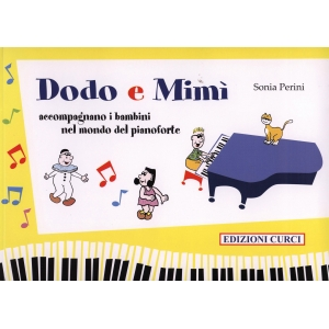 Dodo e Mimì accompagnano i bambini nel mondo del pianoforte