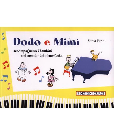 Dodo e Mimì accompagnano i bambini nel mondo del pianoforte