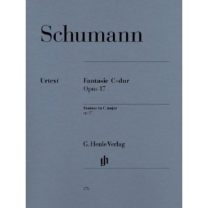 1075 SCHUMANN R. Fantasie C-dur Op.17