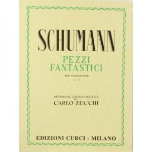 SCHUMANN R. Pezzi fantastici per Pianoforte Op.12 (Zecchi)