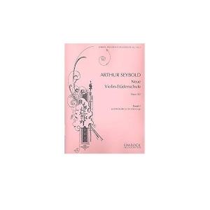 578 Neue Violin Études 2 Op.182 Violon