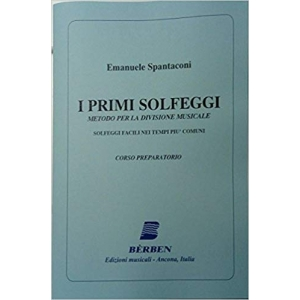 E. SPANTACONI - I PRIMI...