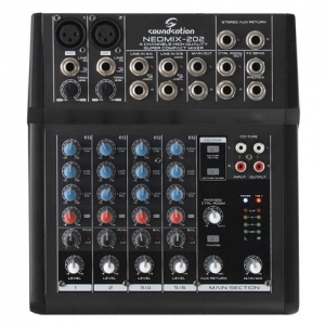 MIXER SOUNDSATION NEOMIX 202