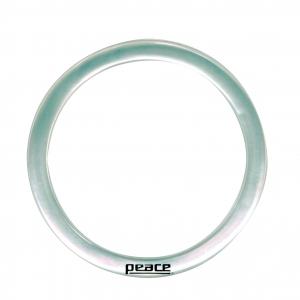 PEACE DH-1SV Cerchi per foro grancassa - Bianco