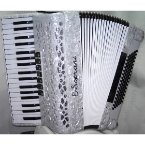 E.Soprani modello 969KK37/96 Bassi NUOVO ACCORDION FISARMONICHE Fisarmonica GARANZIA 5 ANNI