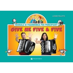 GIVE ME FIVE & FIVE manuale...