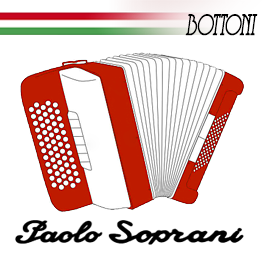 Paolo Soprani buttons