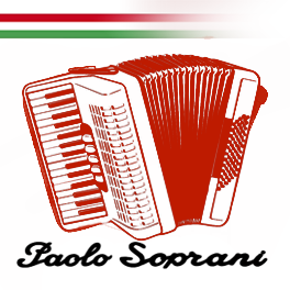 Accordion Paolo Soprani