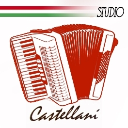 Castellani piano studio hand finished in italy